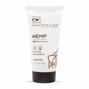 HEMP INFUSED CREAM
